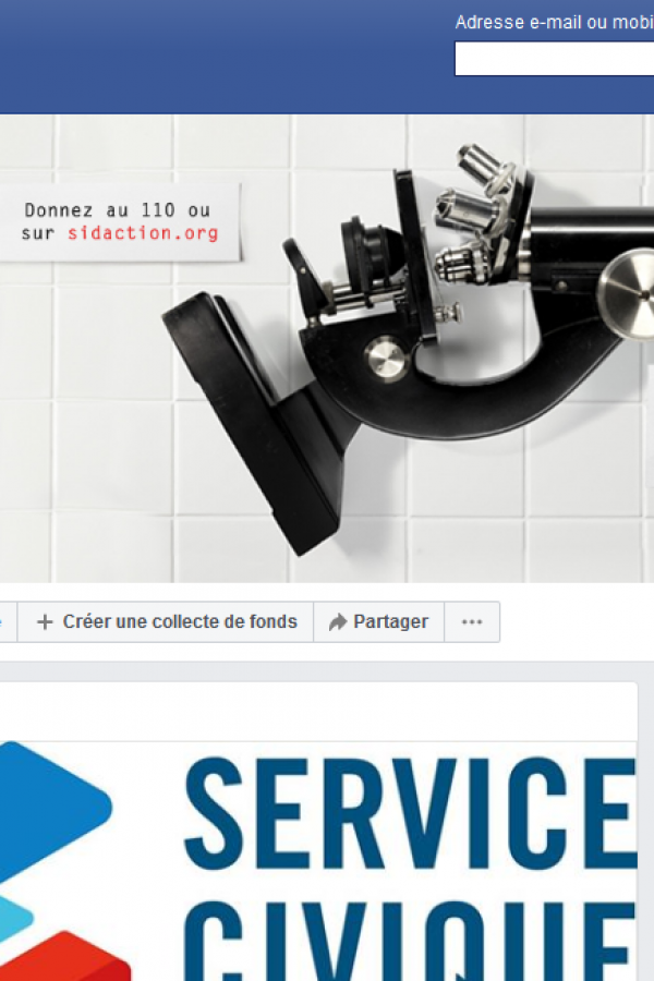 Facebook ALS (Association de Lutte contre le Sida)